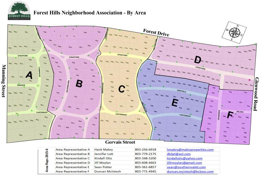 Microsoft Word - Forest Hills Neighborhood Association_directory