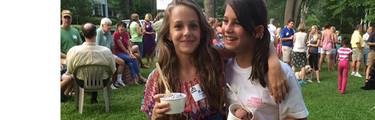 Yum! Annual Ice Cream Social and National Night Out